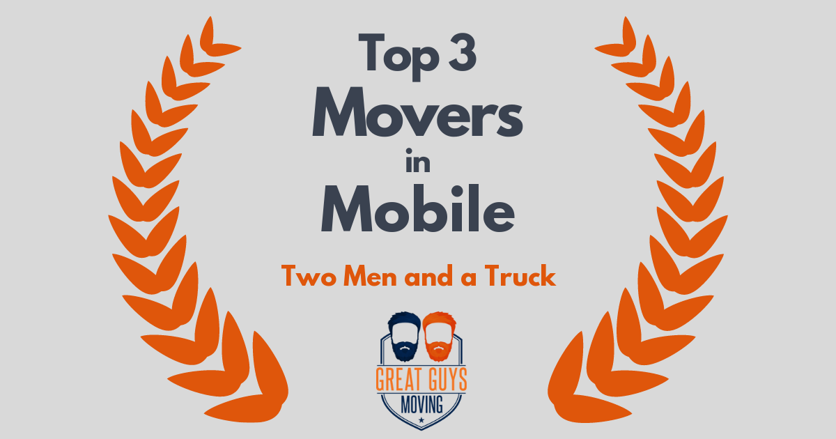 Top 3 Movers in Mobile, AL