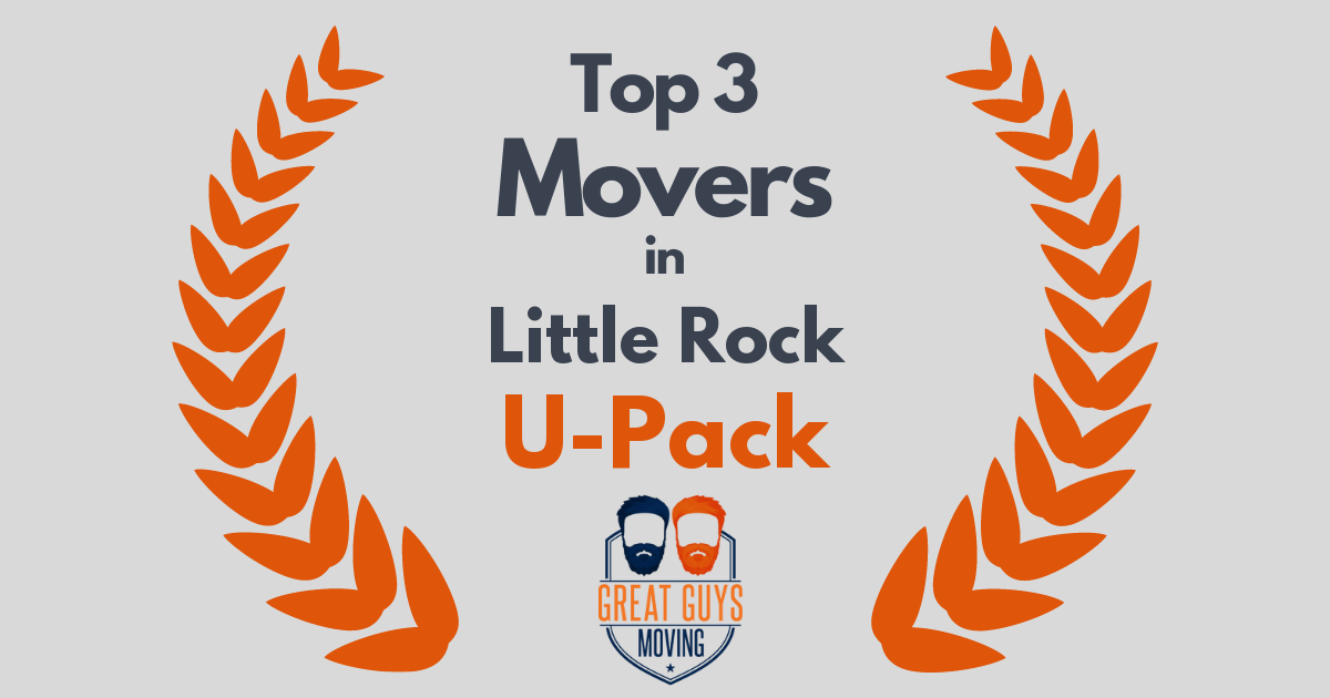 Top 3 Movers in Little Rock, AR
