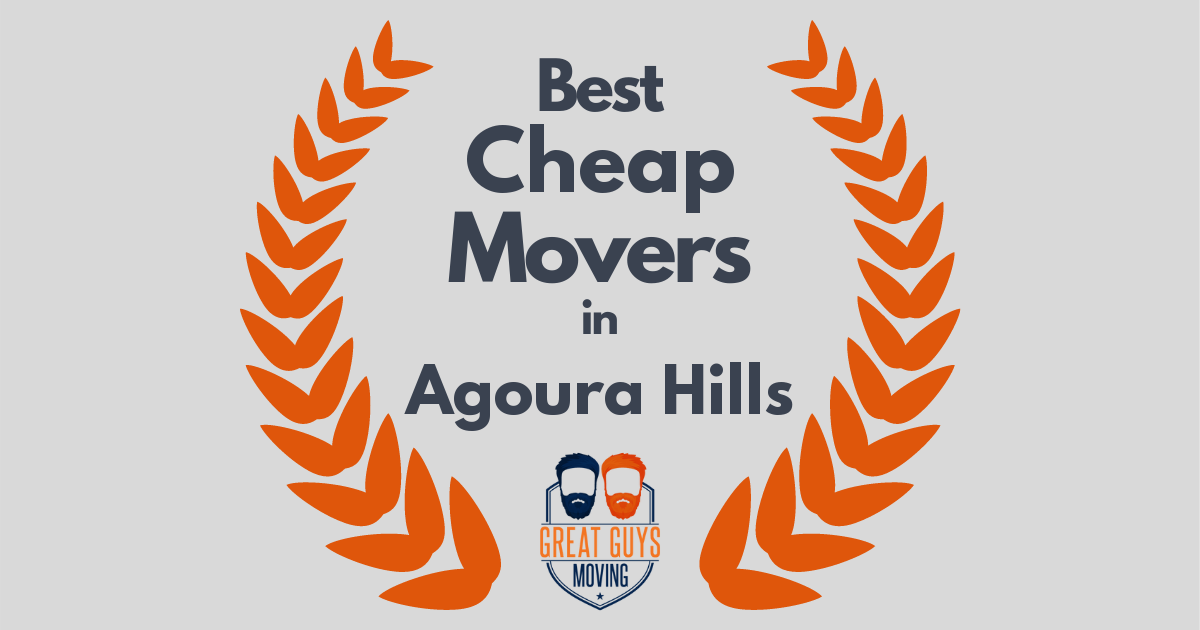 Best Cheap Movers in Agoura Hills, CA