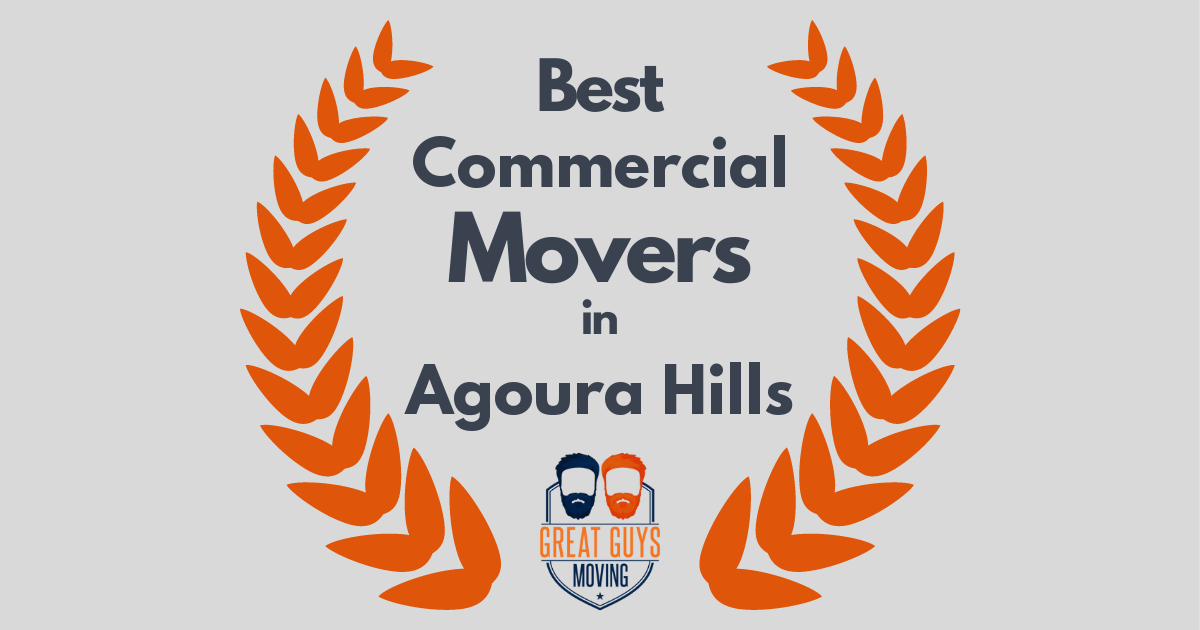 Best Commercial Movers in Agoura Hills, CA