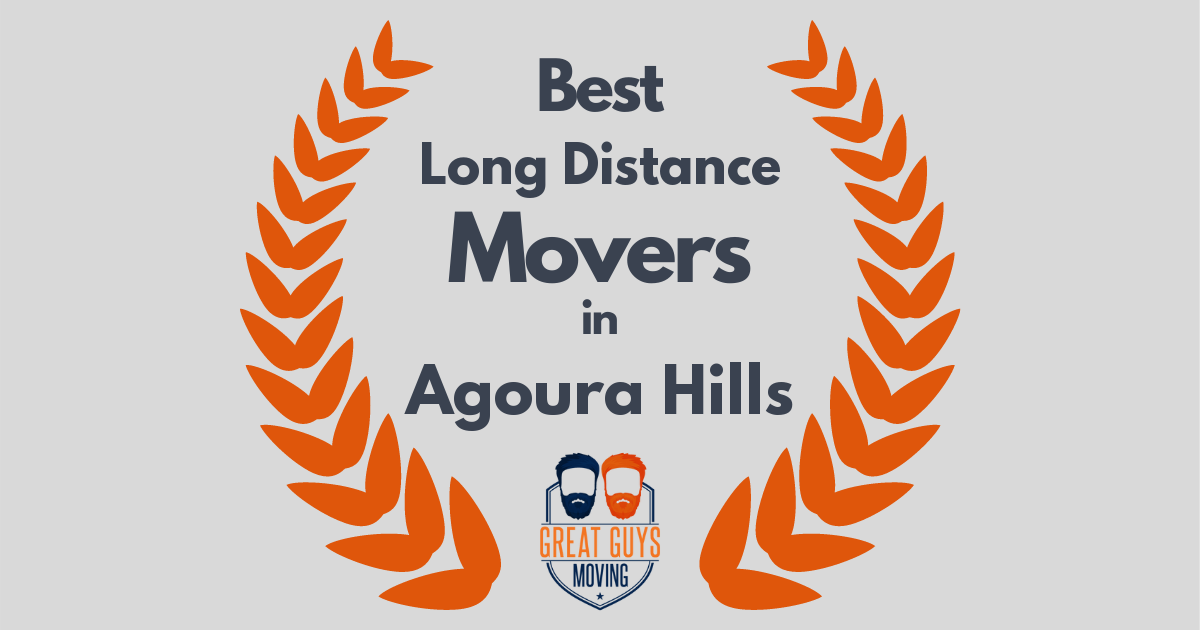 Best Long Distance Movers in Agoura Hills, CA