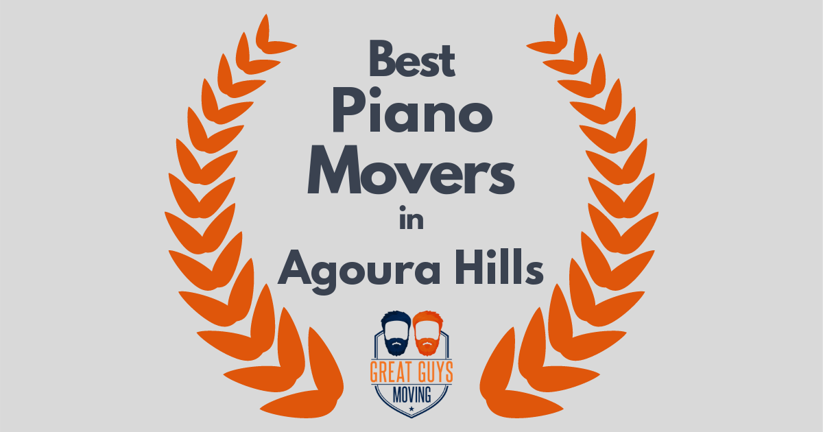 Best Piano Movers in Agoura Hills, CA