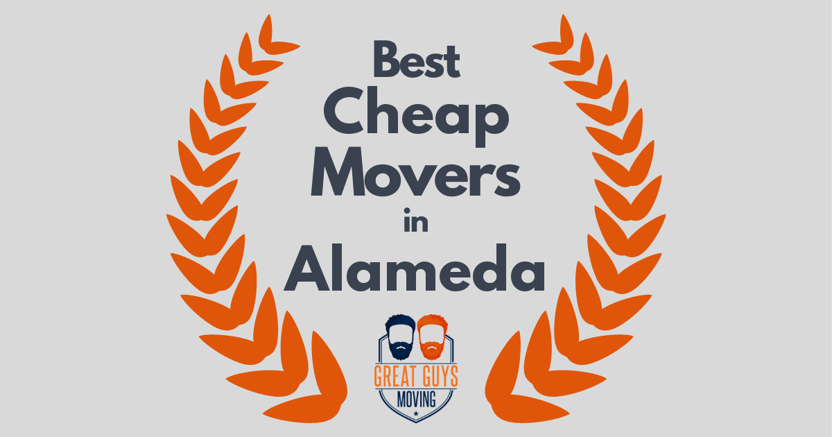 Best Cheap Movers in Alameda, CA