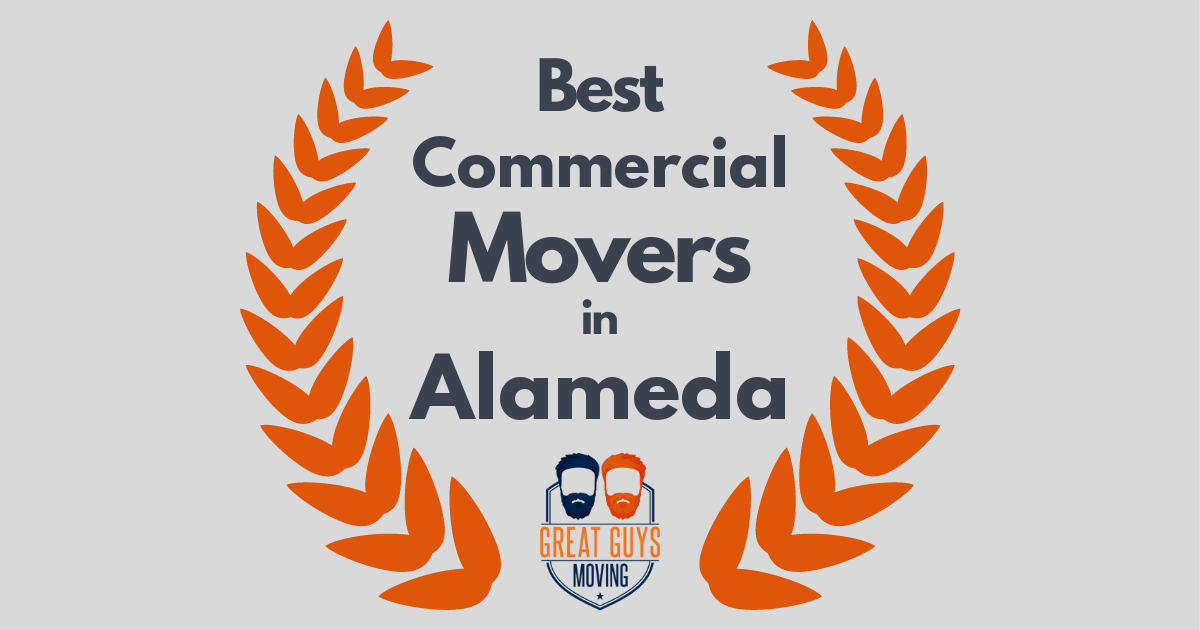 Best Commercial Movers in Alameda, CA
