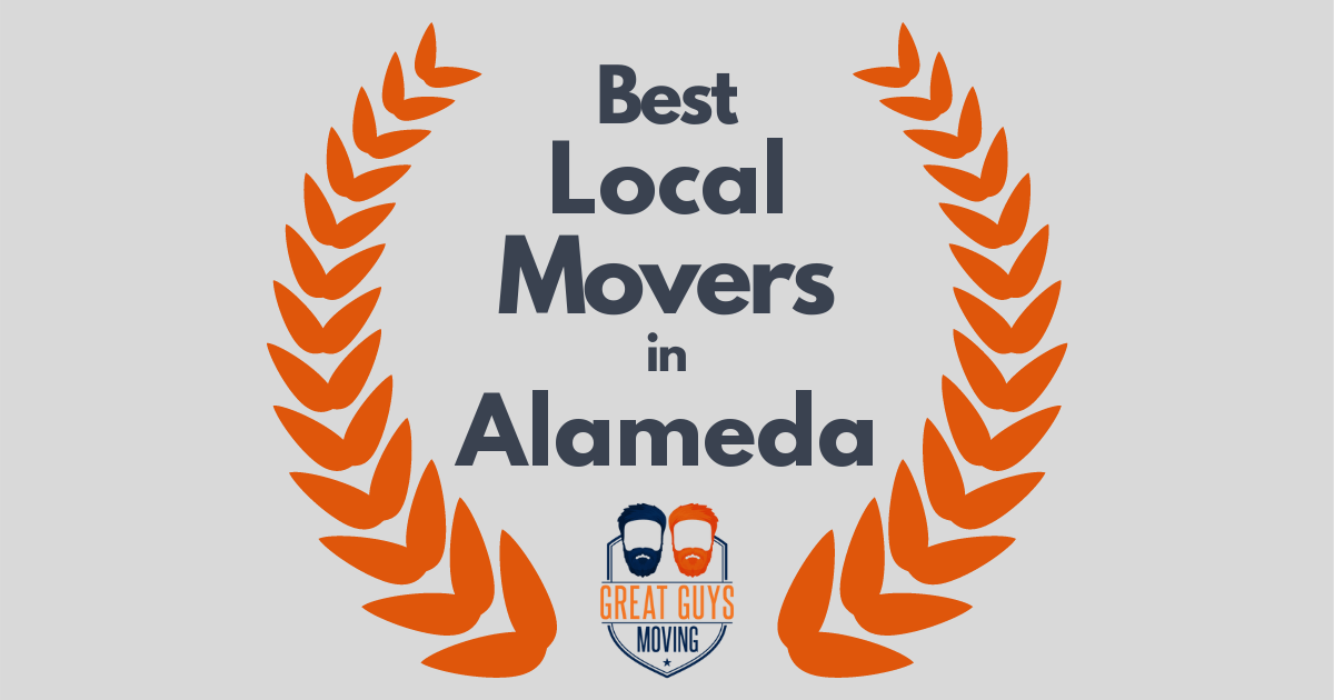 Best Local Movers in Alameda, CA