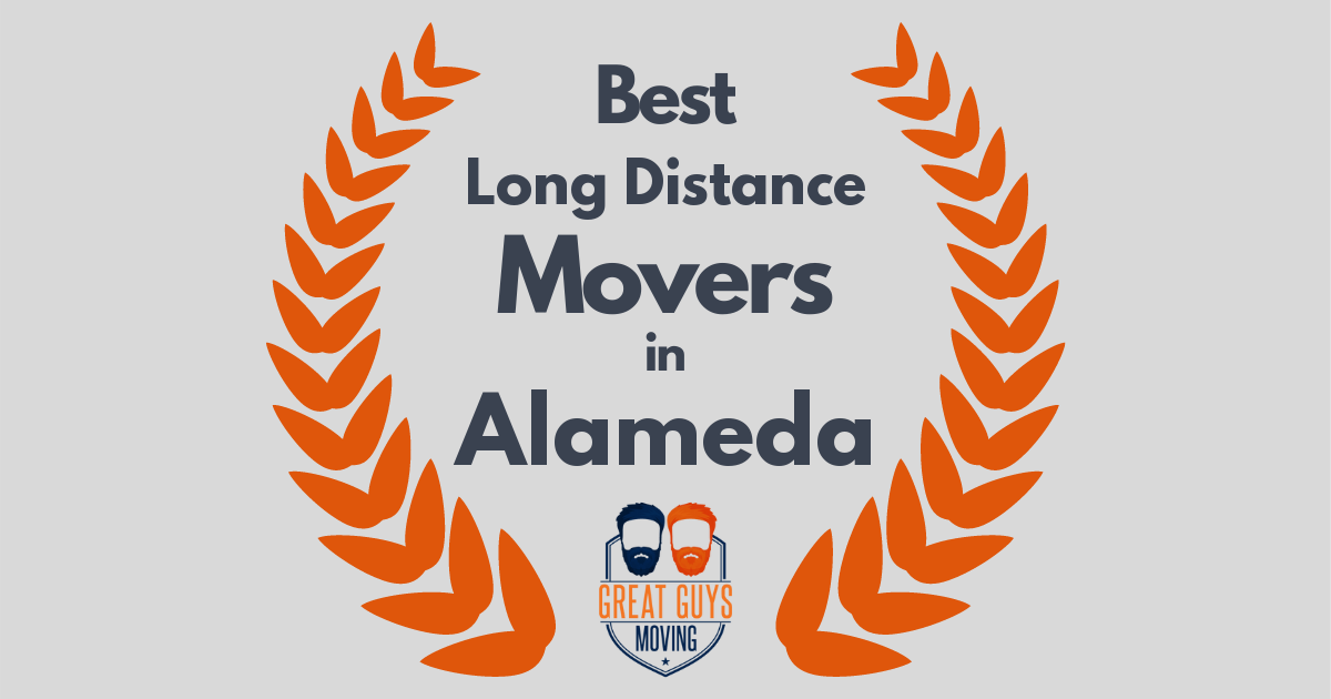 Best Long Distance Movers in Alameda, CA