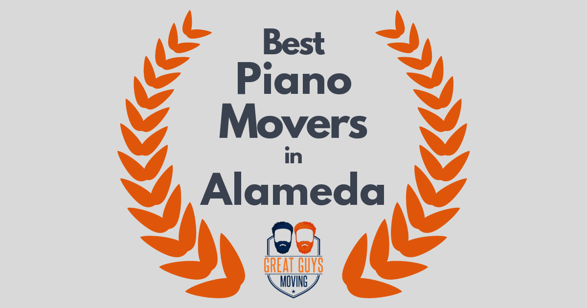 Best Piano Movers in Alameda, CA
