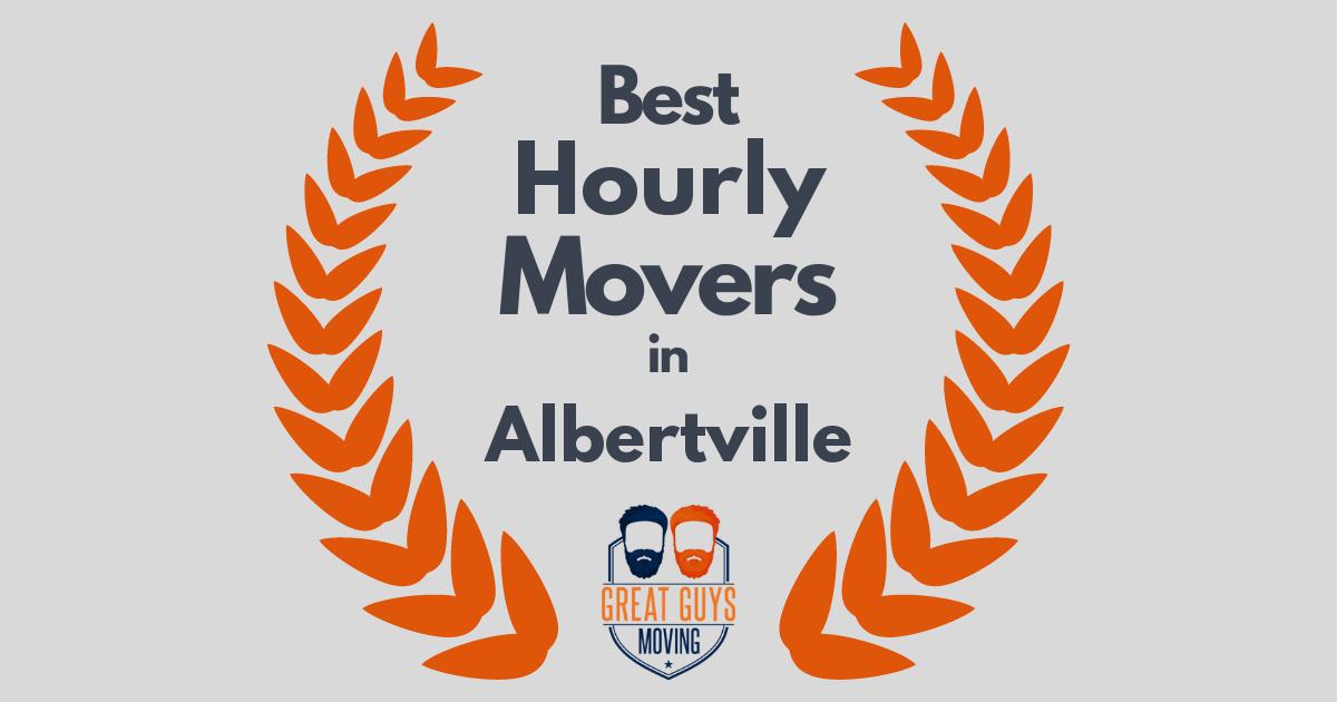 Best Hourly Movers in Albertville, AL