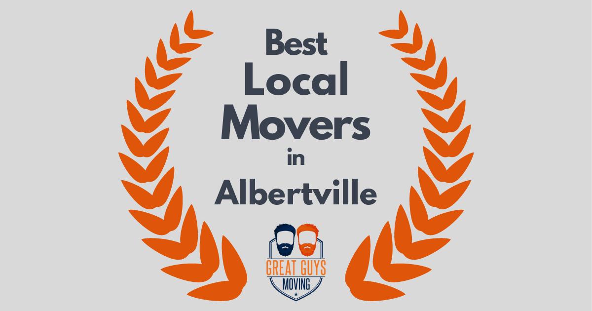 Best Local Movers in Albertville, AL