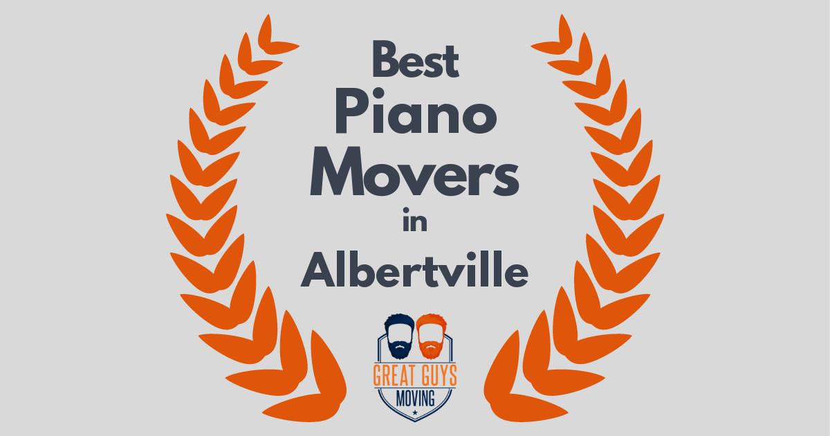 Best Piano Movers in Albertville, AL