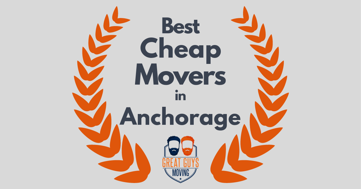 Best Cheap Movers in Anchorage, AK