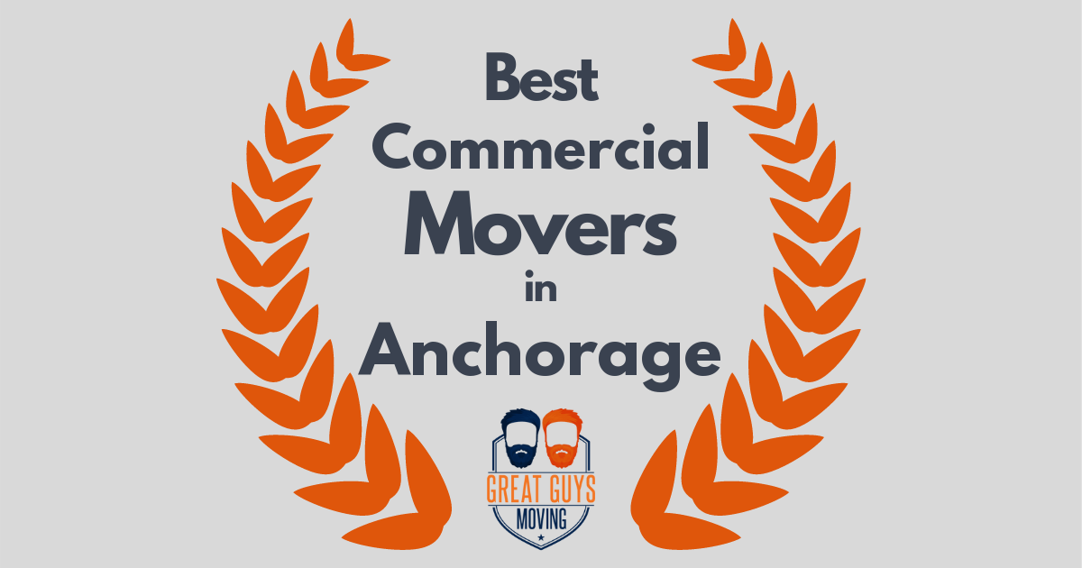 Best Commercial Movers in Anchorage, AK