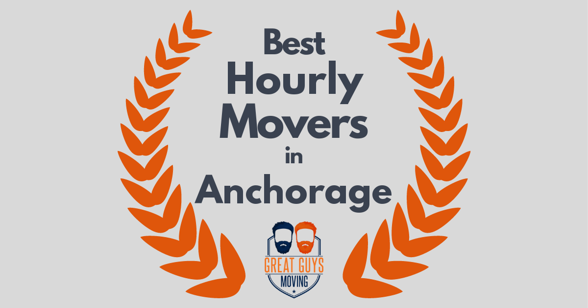 Best Hourly Movers in Anchorage, AK