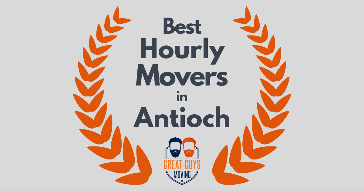 Best Hourly Movers in Antioch, CA