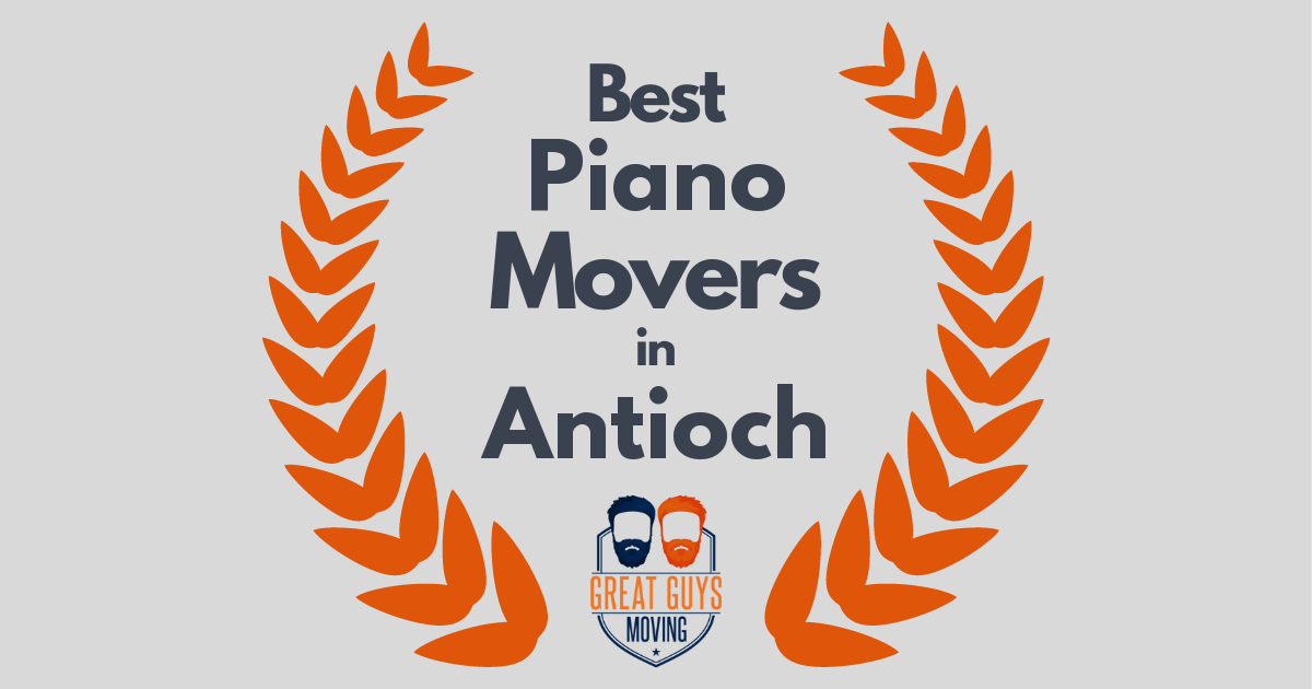 Best Piano Movers in Antioch, CA