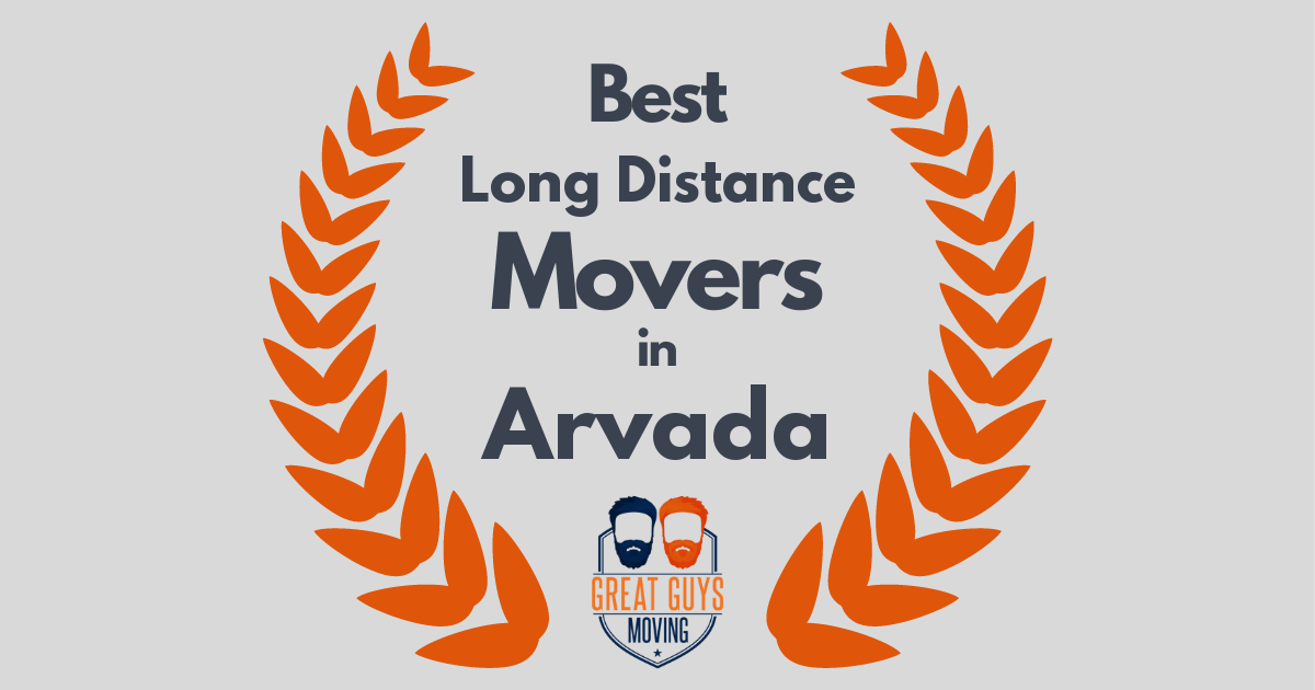 Best Long Distance Movers in Arvada, CO