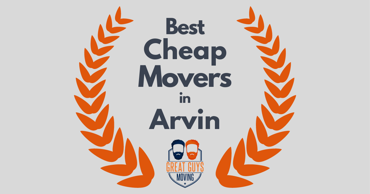 Best Cheap Movers in Arvin, CA