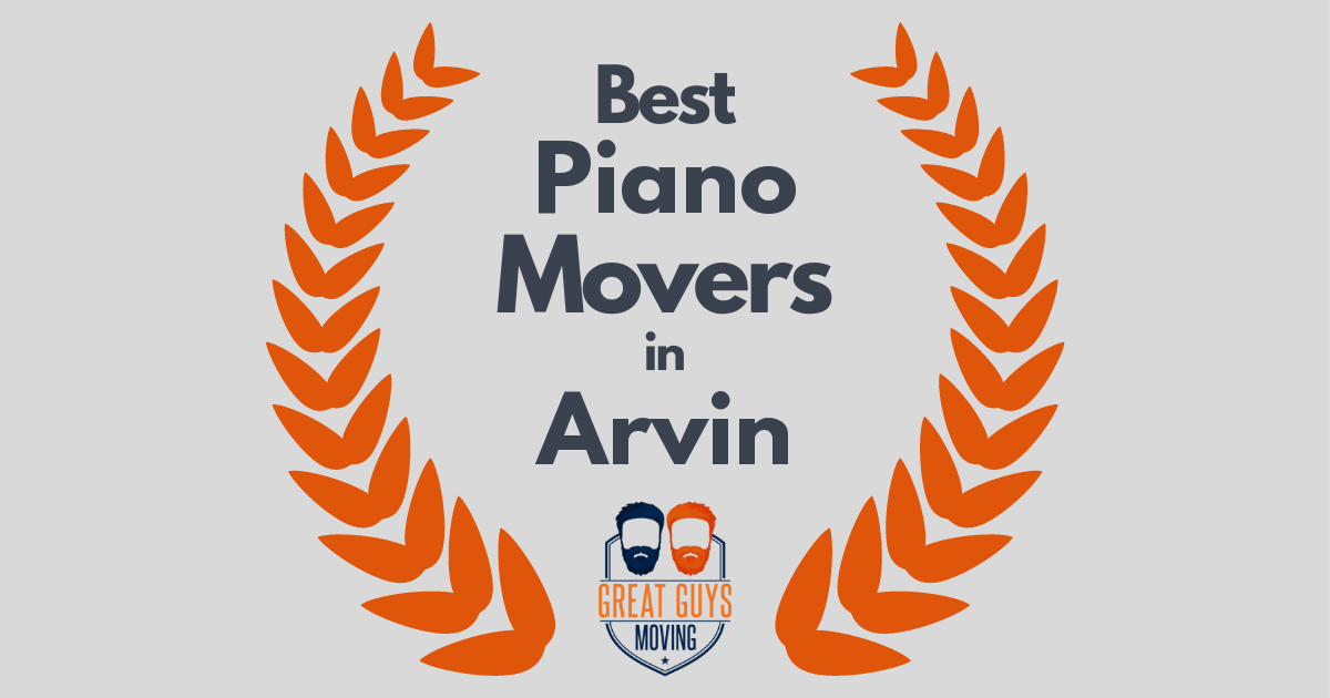Best Piano Movers in Arvin, CA