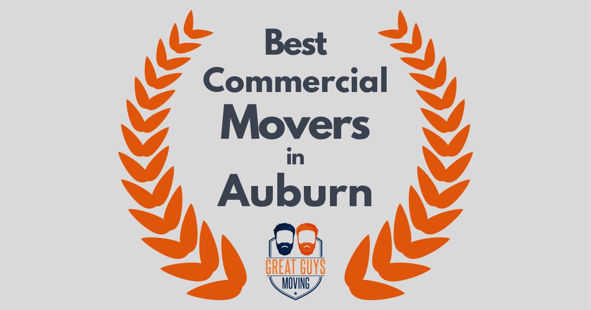 Best Commercial Movers in Auburn, AL