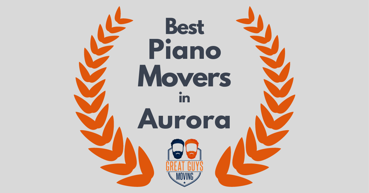 Best Piano Movers in Aurora, CO