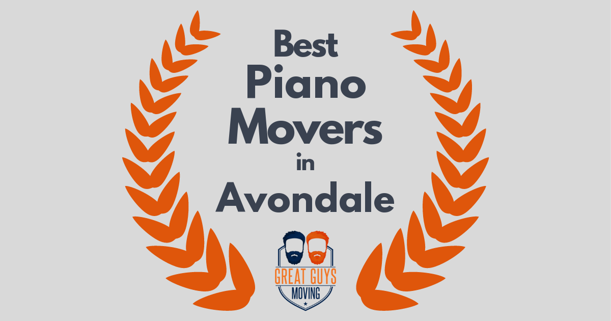 Best Piano Movers in Avondale, AZ