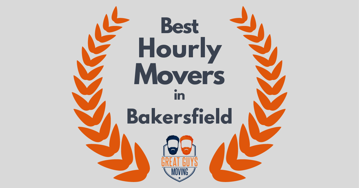 Best Hourly Movers in Bakersfield, CA