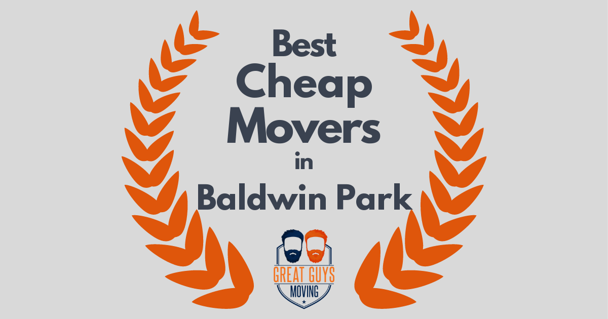 Best Cheap Movers in Baldwin Park, CA