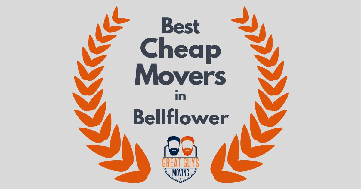 Best Cheap Movers in Bellflower, CA