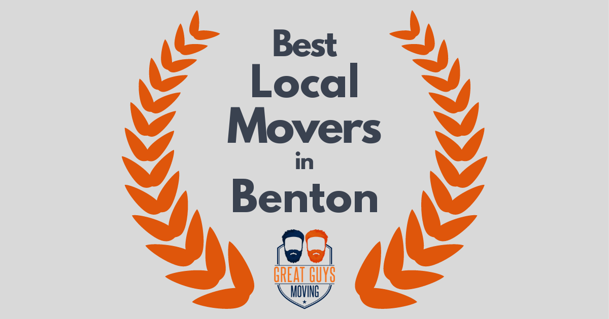 Best Local Movers in Benton, AR