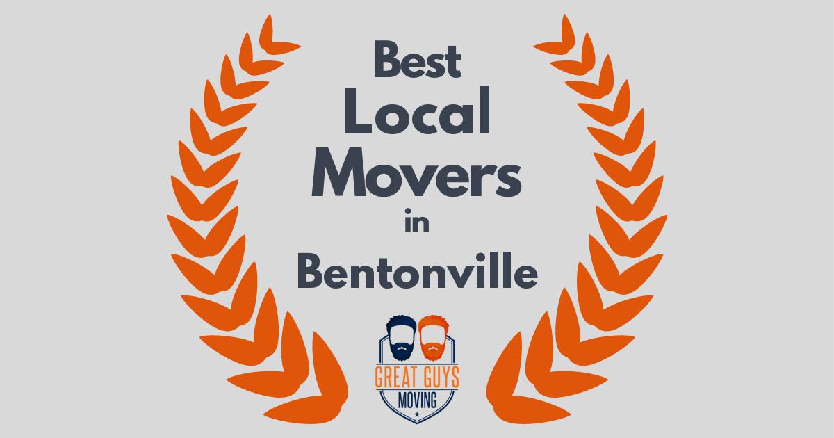 Best Local Movers in Bentonville, AR