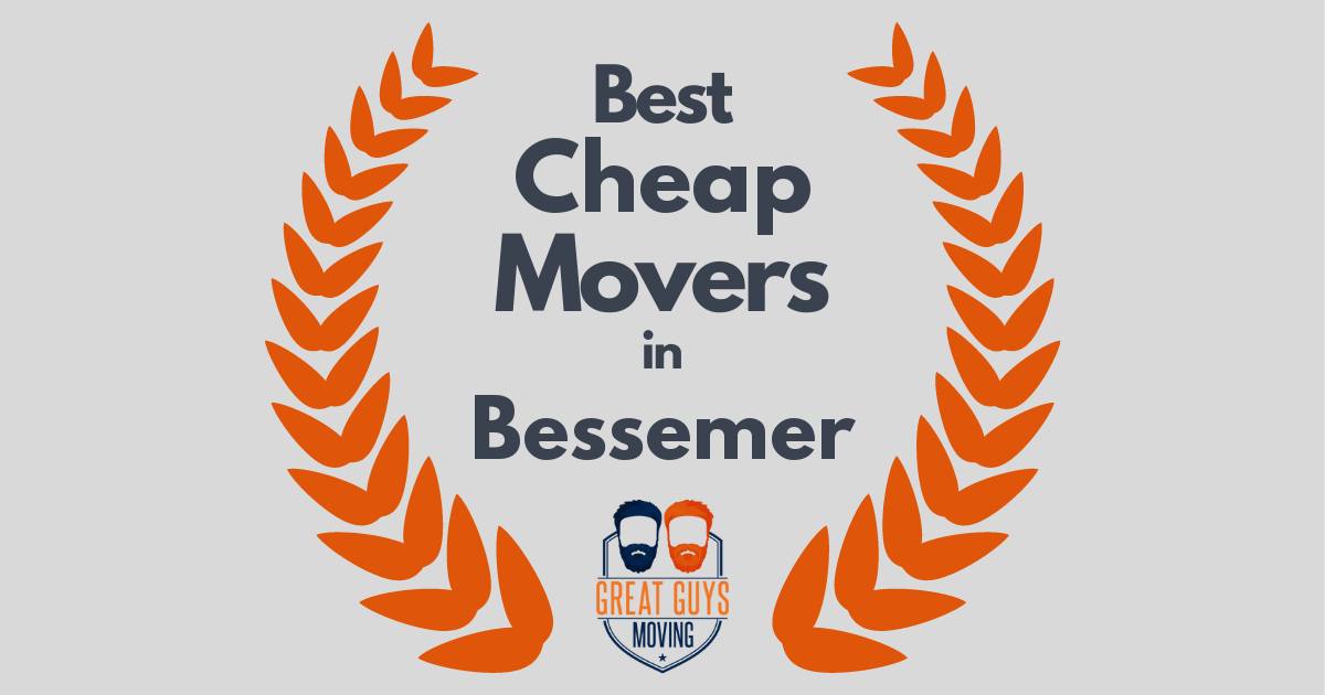 Best Cheap Movers in Bessemer, AL