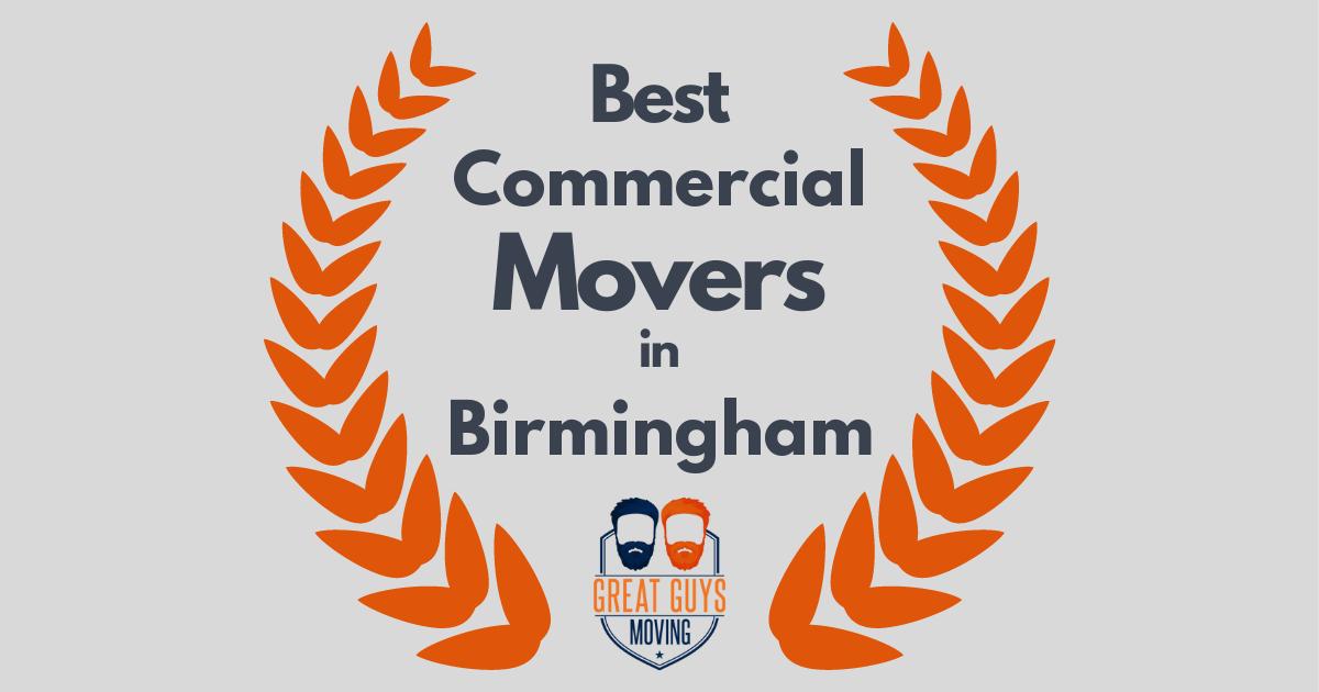 Best Commercial Movers in Birmingham, AL