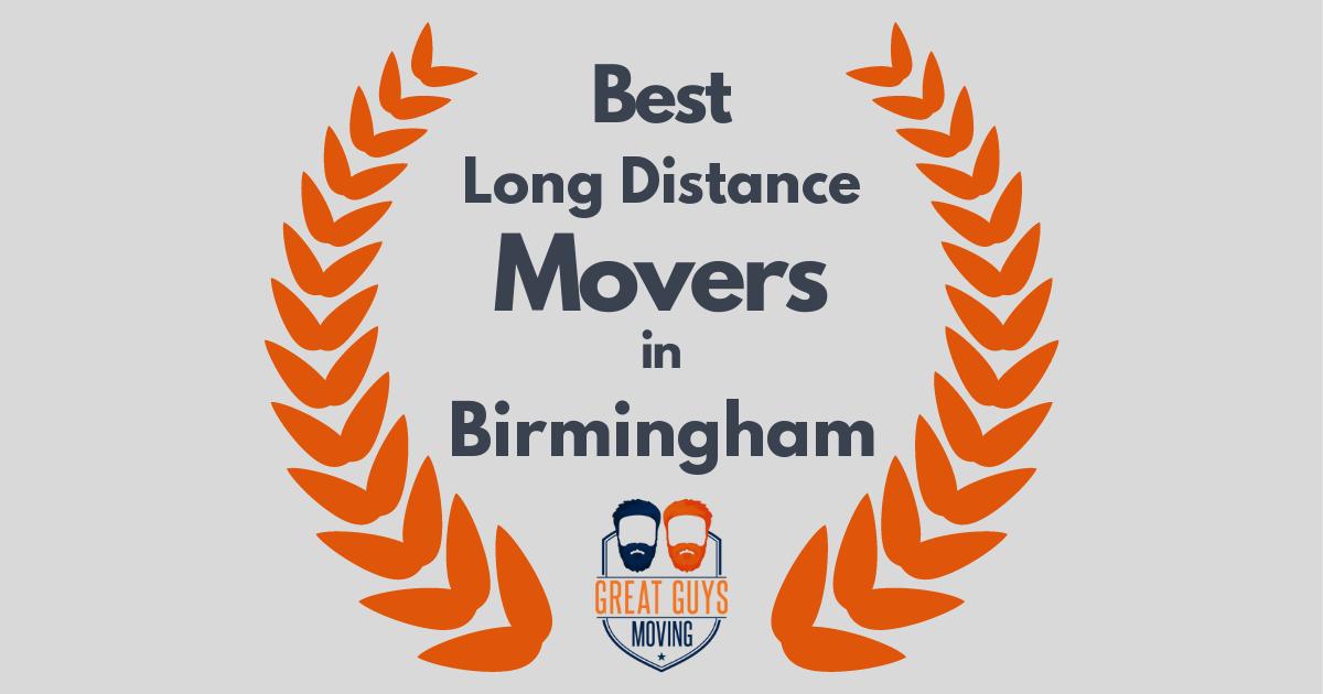 Best Long Distance Movers in Birmingham, AL