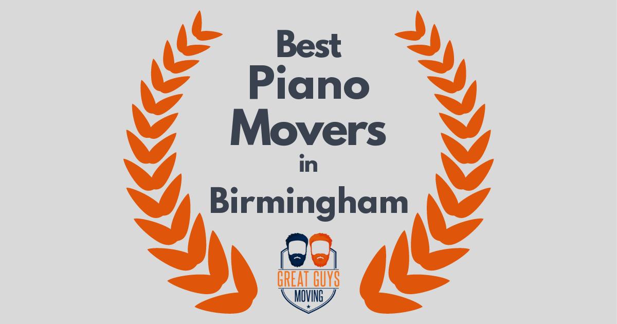 Best Piano Movers in Birmingham, AL