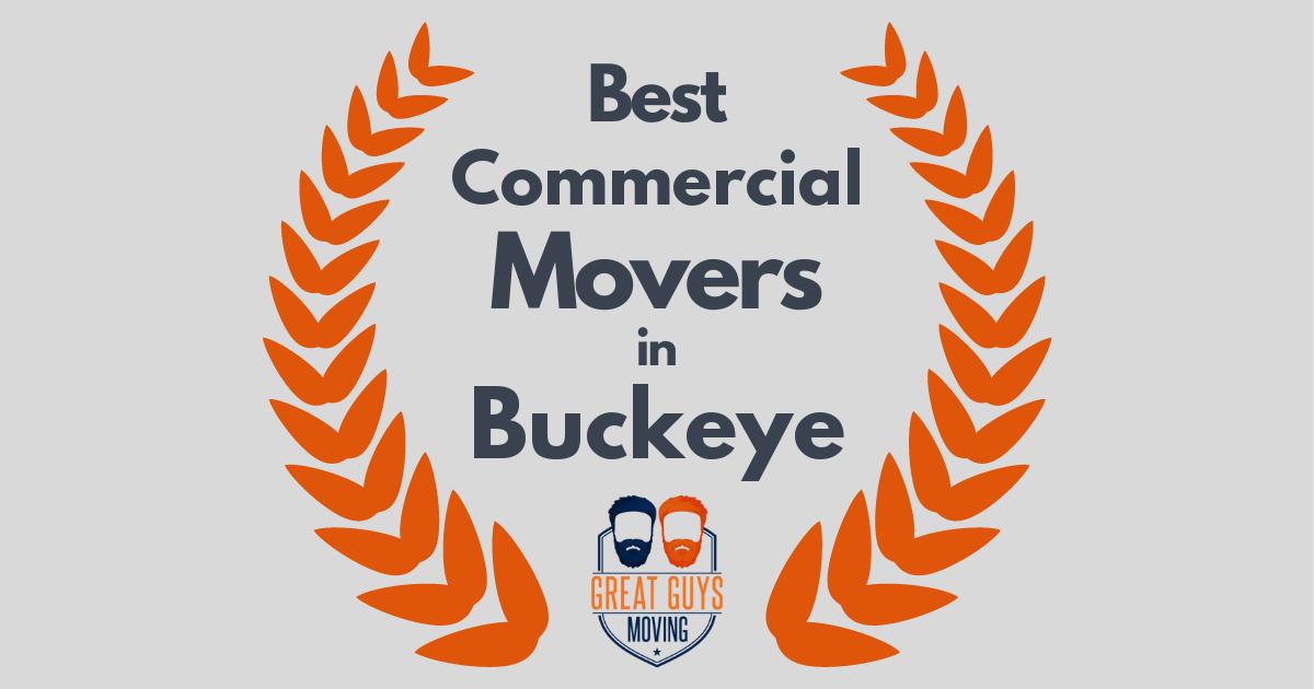 Best Commercial Movers in Buckeye, AZ