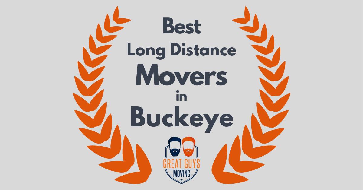 Best Long Distance Movers in Buckeye, AZ