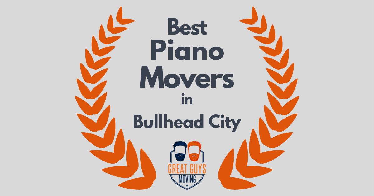 Best Piano Movers in Bullhead City, AZ