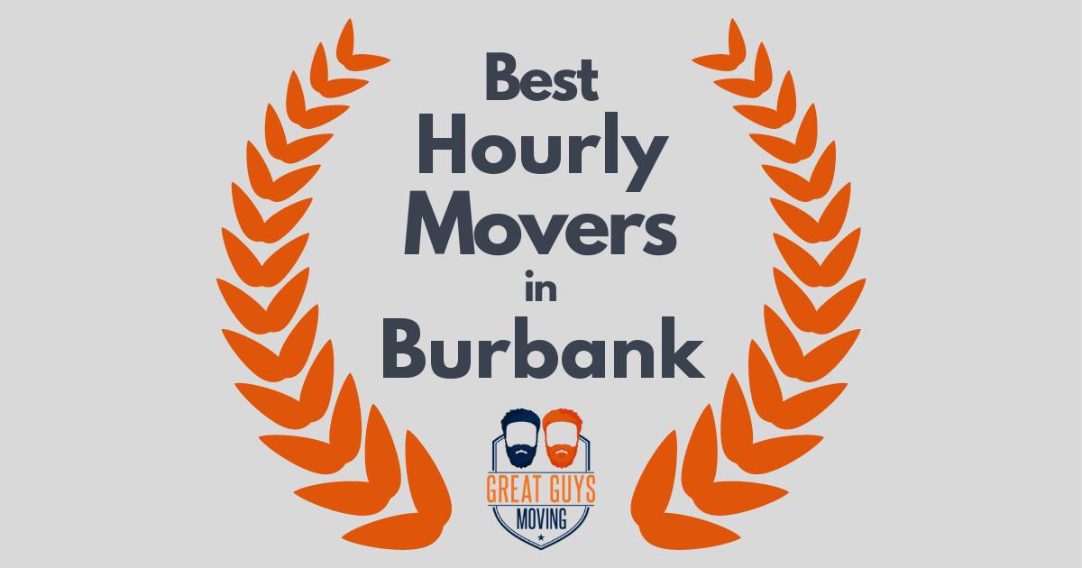 Best Hourly Movers in Burbank, CA