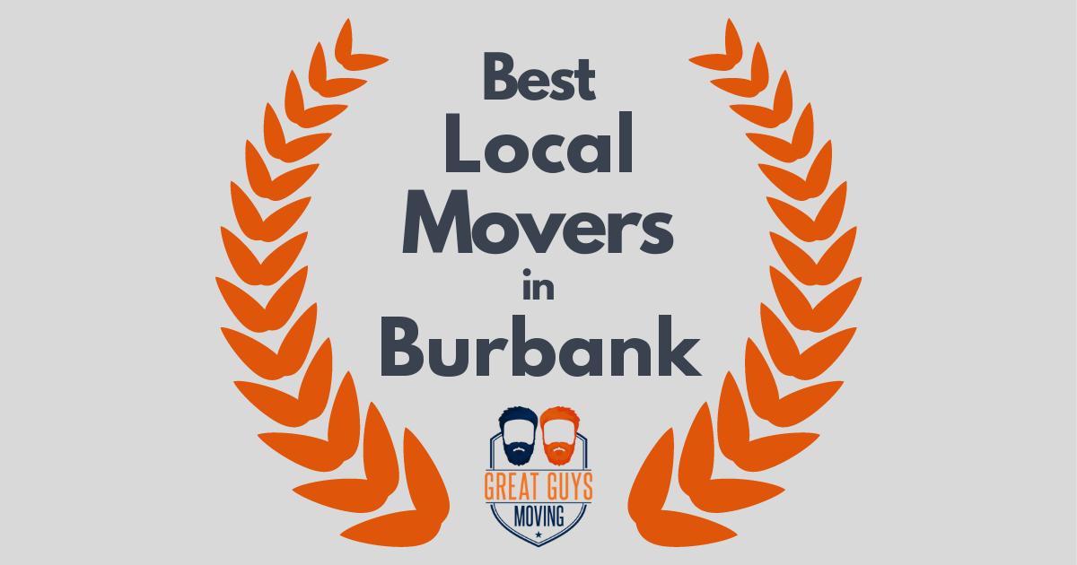 Best Local Movers in Burbank, CA