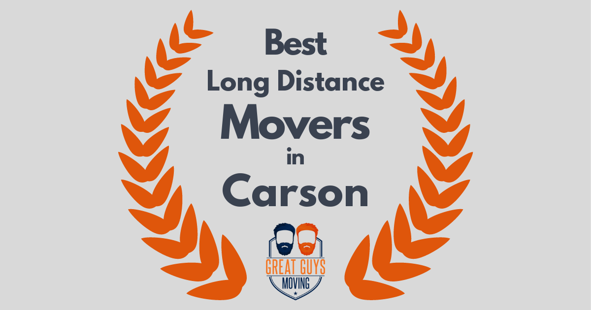 Best Long Distance Movers in Carson, CA