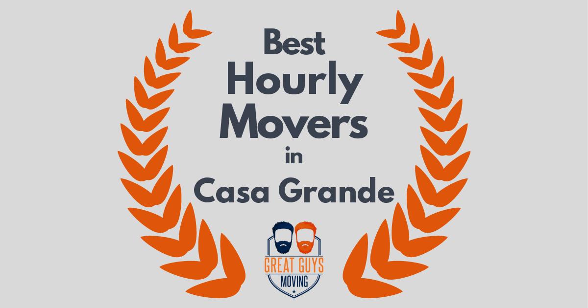 Best Hourly Movers in Casa Grande, AZ