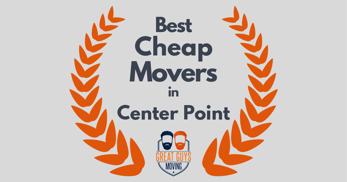 Best Cheap Movers in Center Point, AL
