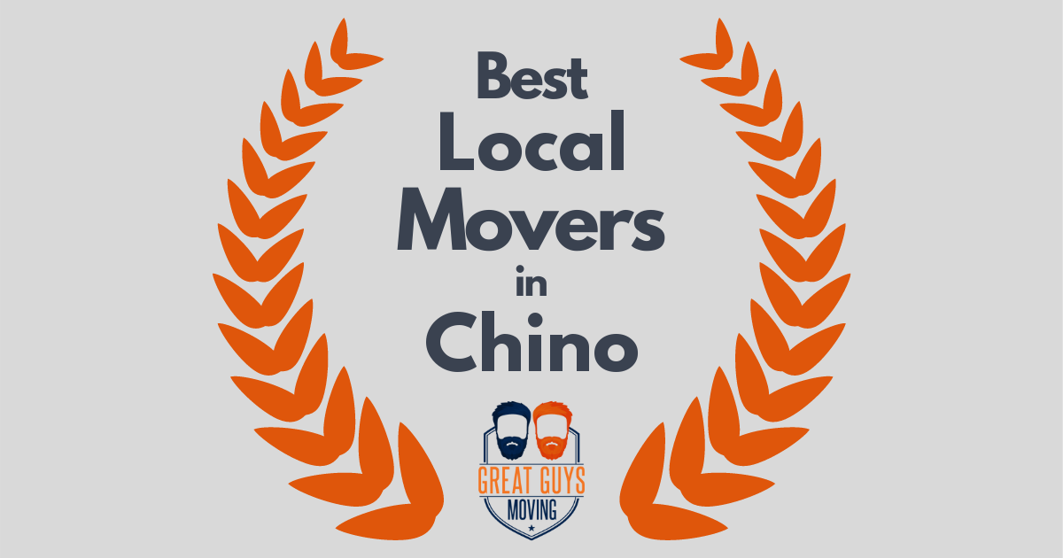 Best Local Movers in Chino, CA