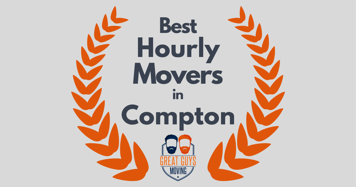 Best Hourly Movers in Compton, CA