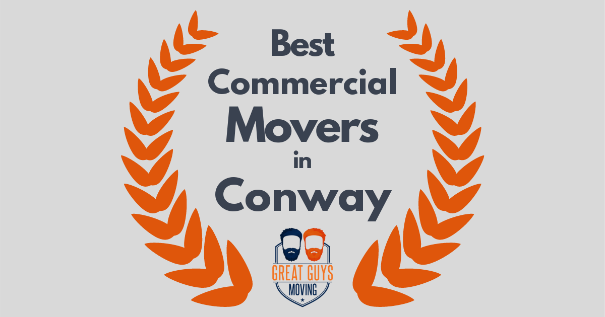 Best Commercial Movers in Conway, AR