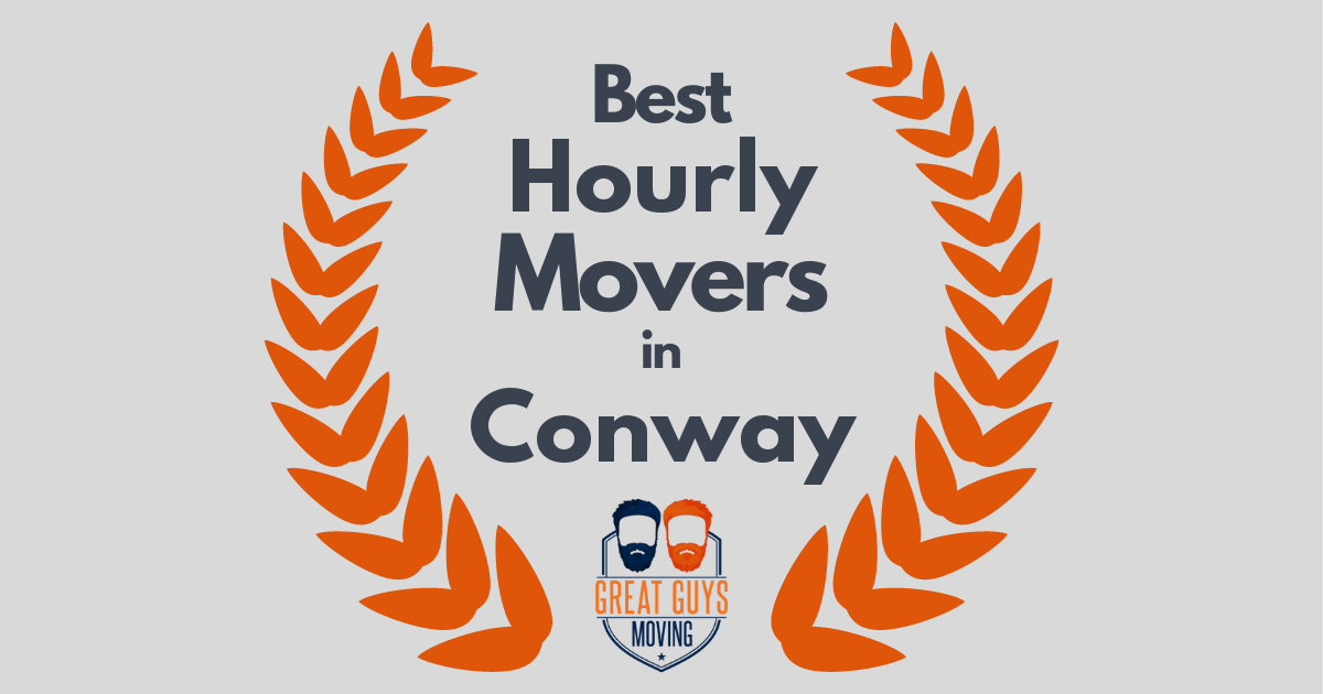 Best Hourly Movers in Conway, AR