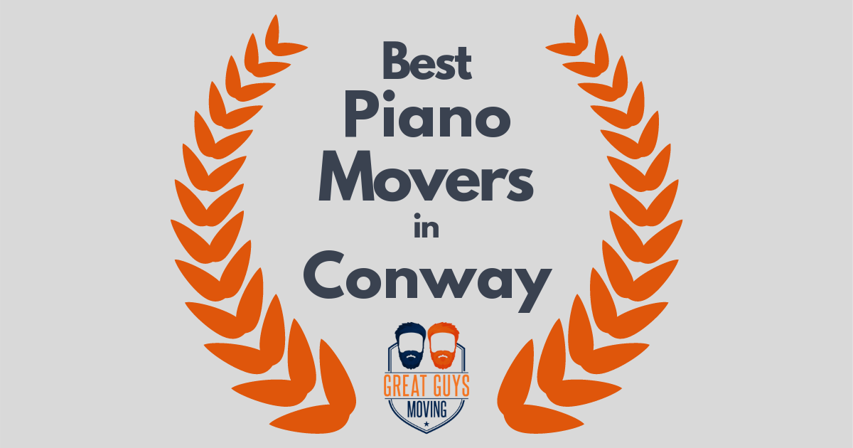 Best Piano Movers in Conway, AR