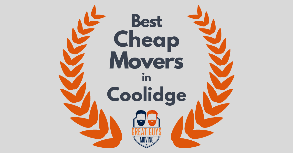Best Cheap Movers in Coolidge, AZ