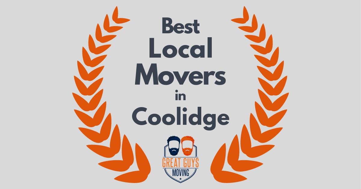 Best Local Movers in Coolidge, AZ