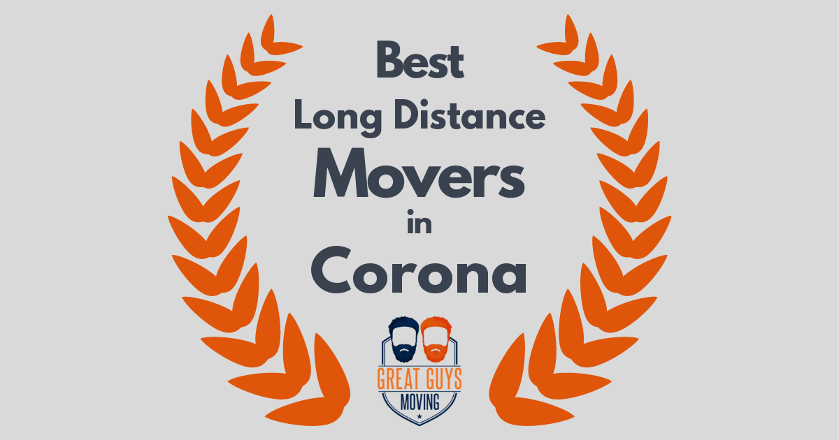 Best Long Distance Movers in Corona, CA